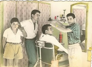 έτσι κούρευαν το '60